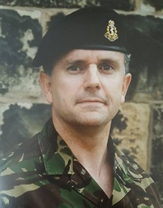 Cllr Ian Razzell - Royal Army Medical Corps