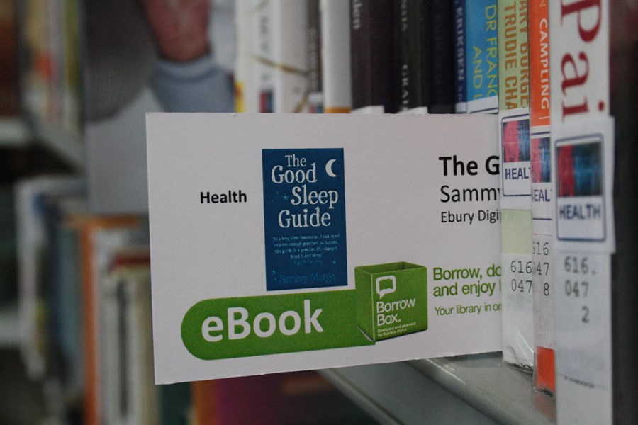 Health Books in the Library