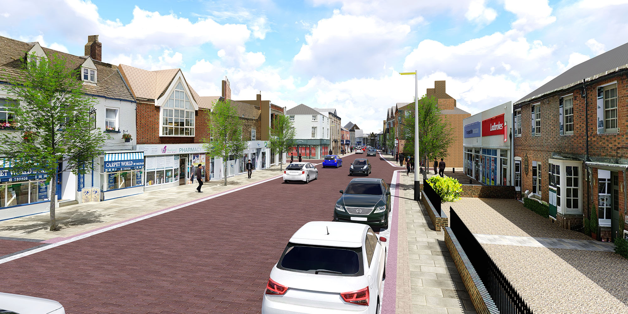 Your Chance to Help Improve Oakham Town Centre   Rutland County ...