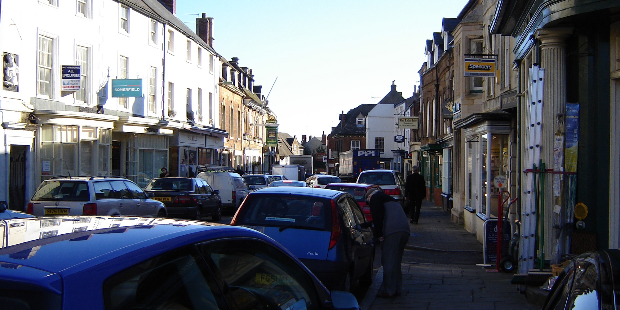 High Street East, Uppingham