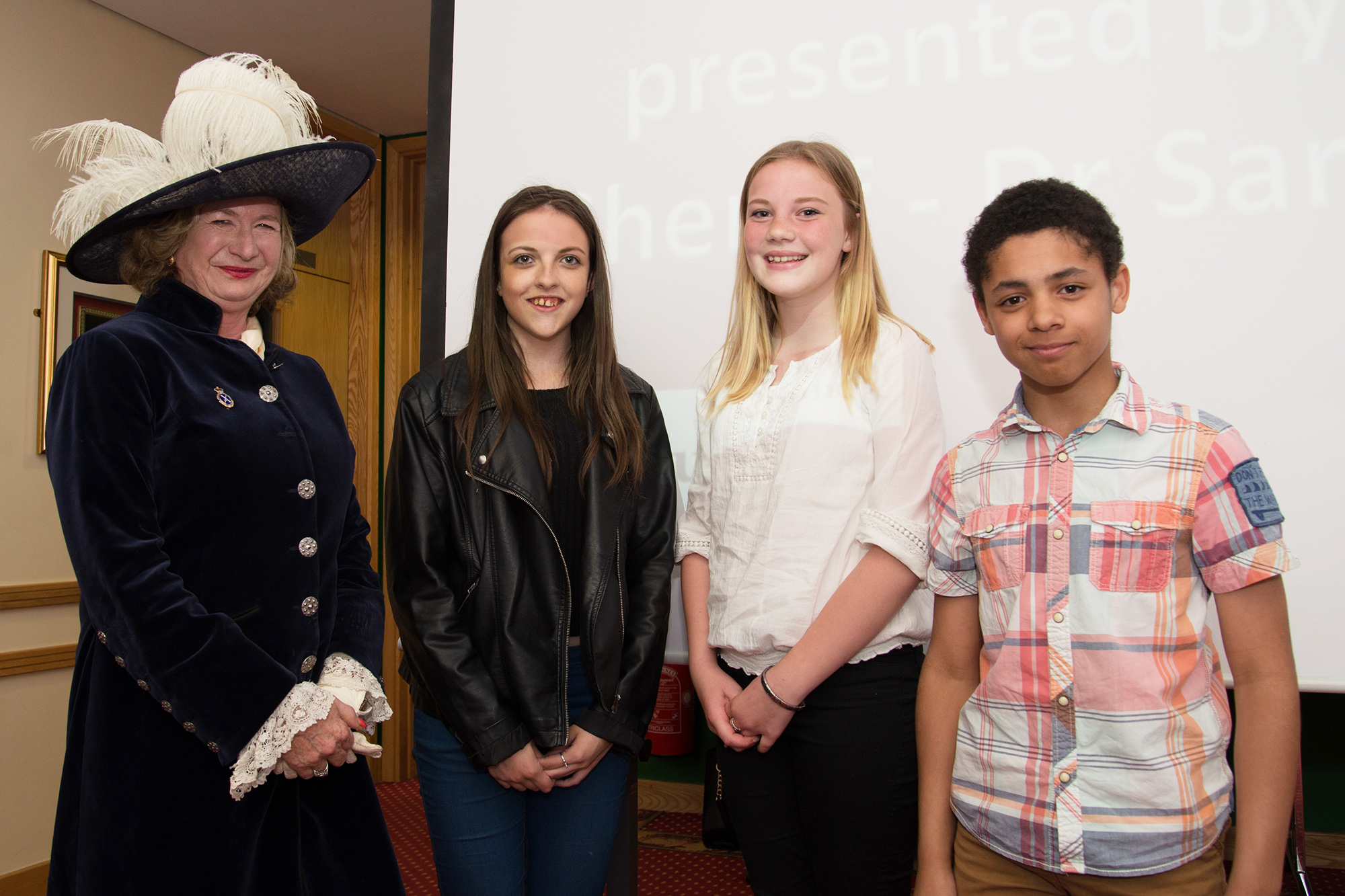 Young People's Awards 2016