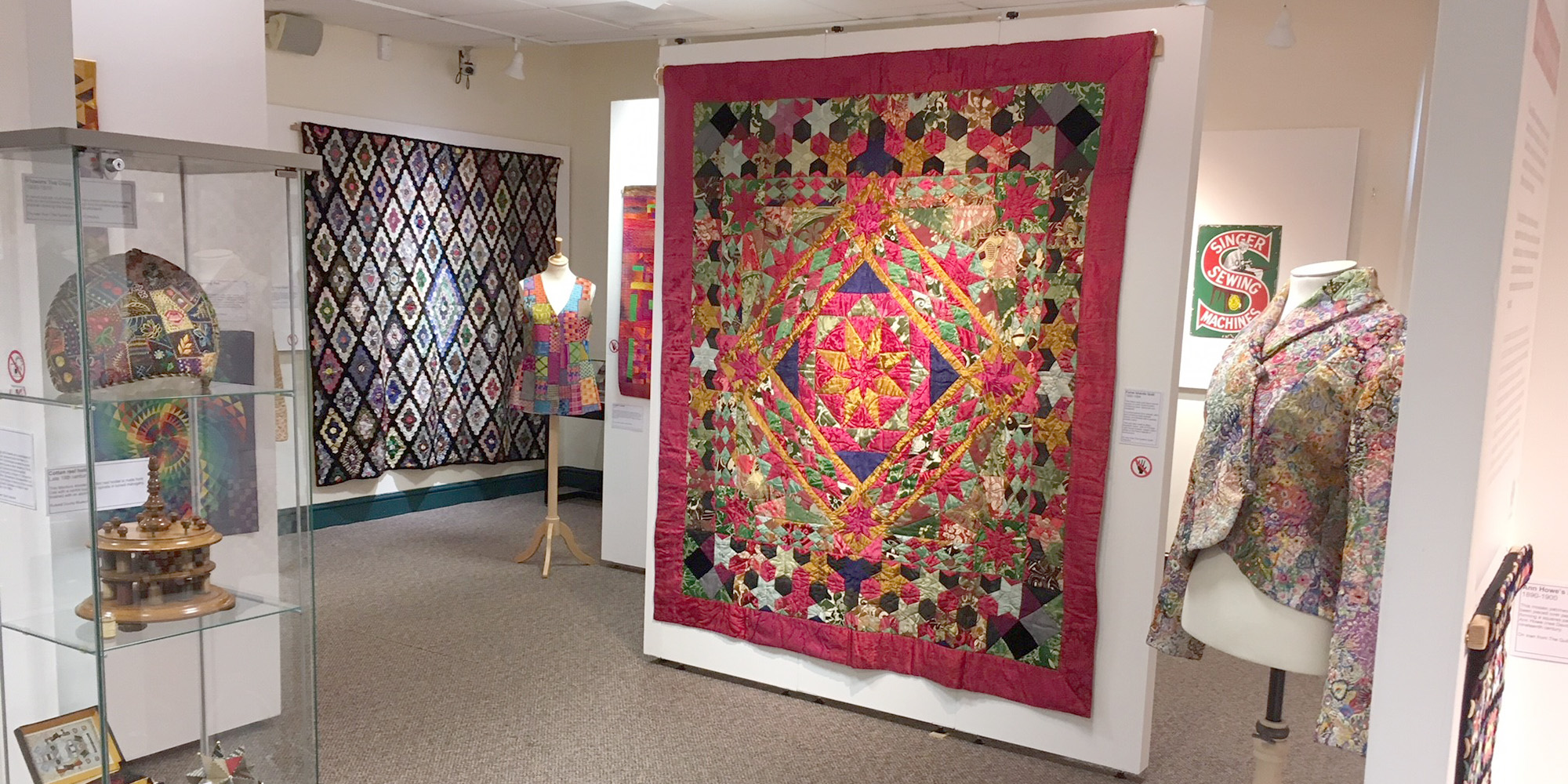 Quilters Guild exhibition