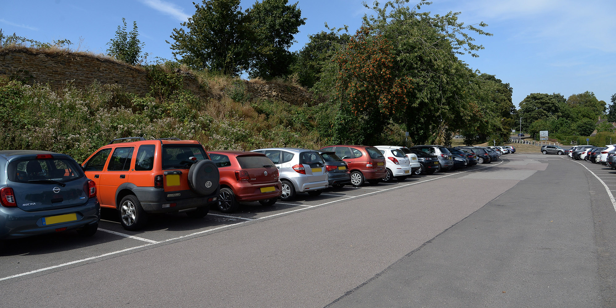 Burley Road Car Park